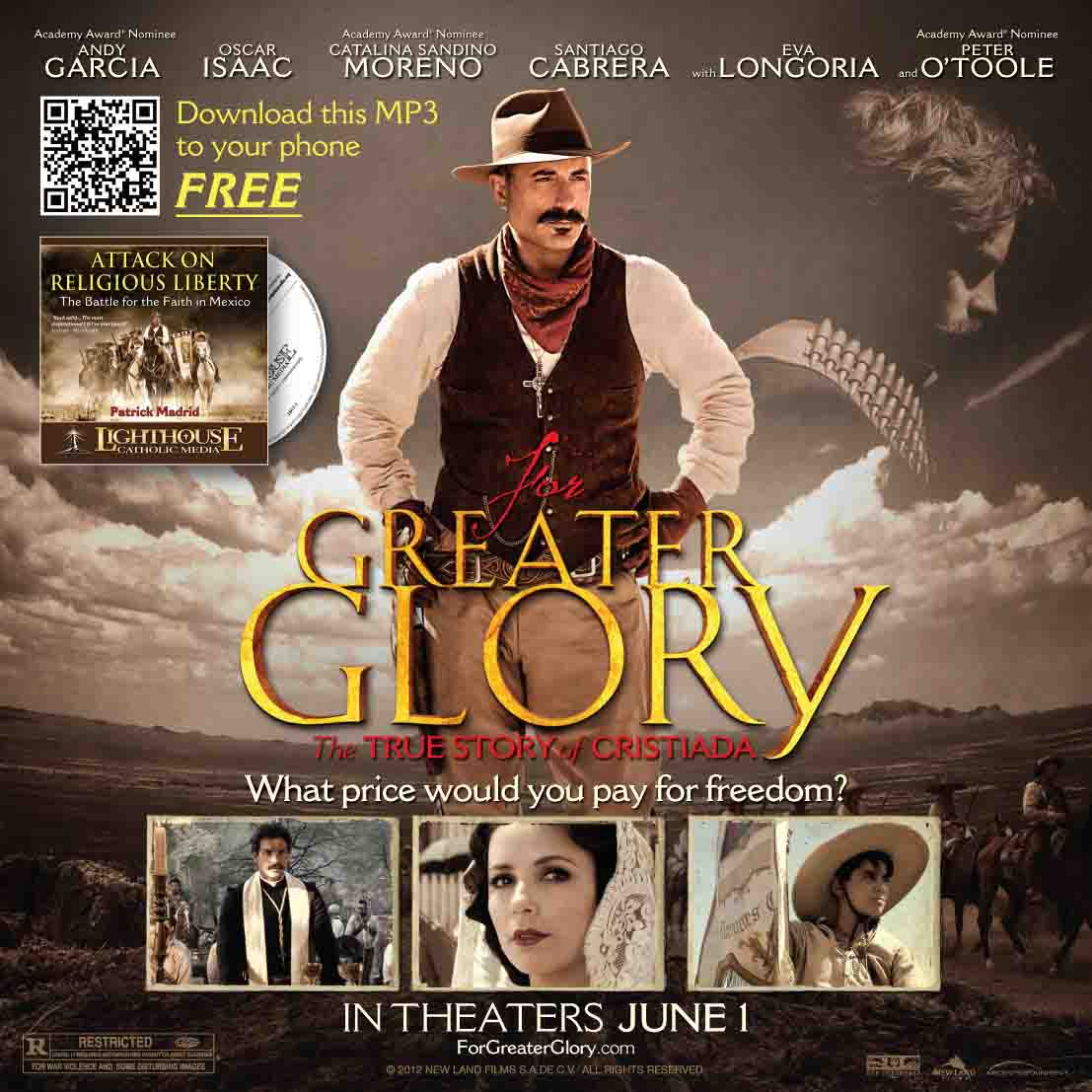 For Greater Glory Movie : Defending The Bride
